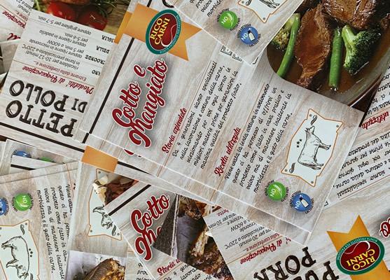 Distribuzione carni all'ingrosso - Rico Carni