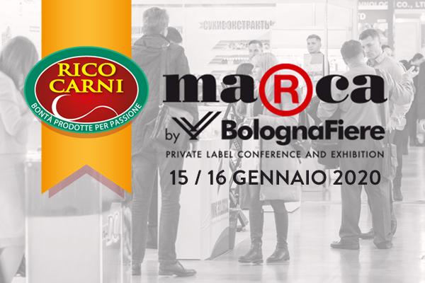 Vieni a trovarci, siamo a Marca by Bologna Fiere