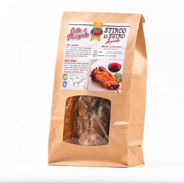 Roast Pork Shank