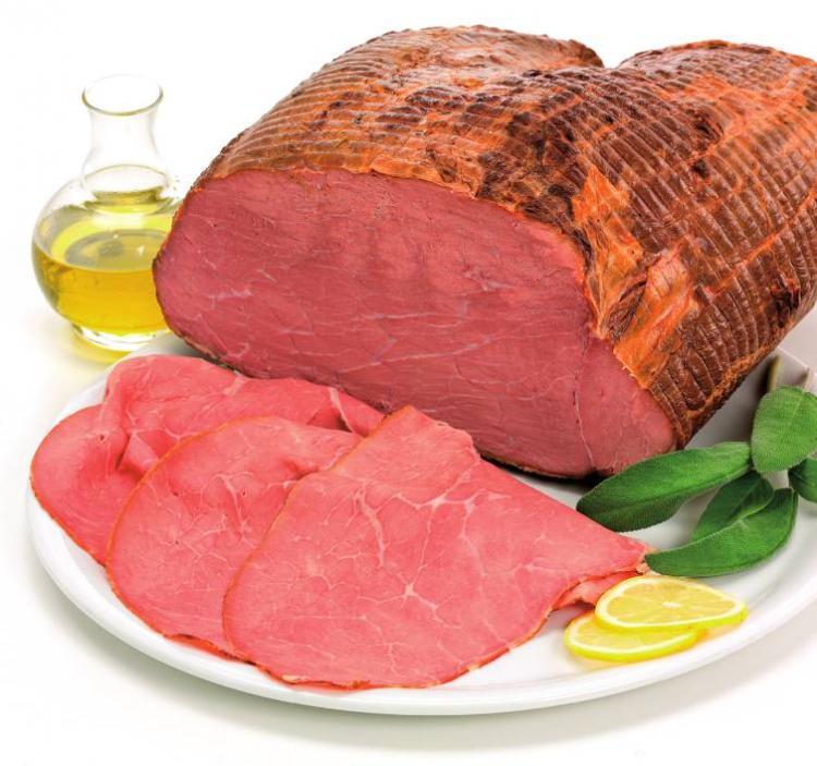 Beef fumè
